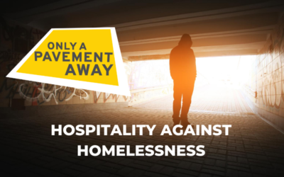 Only A Pavement Away Distributes Donations Worth Over £500,000 Through Hospitality Against Homelessness Campaign And Reflects On Achievements During Lockdown