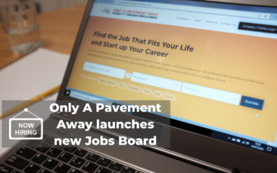 Only A Pavement Away Launches New Candidate Profile Page Jobs Board