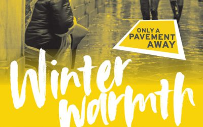 Only A Pavement Away prepares for its Annual Winter Warmth Campaign to support homeless across the UK