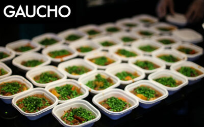 Gaucho partner with charities Only A Pavement Away and City Harvest to support the vulnerable and avoid food waste throughout December